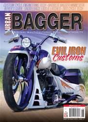 Urban Bagger Magazine Cover