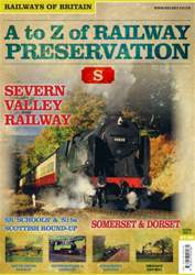 No. 7 A-Z if Railway Preservation: S issue No. 7 A-Z if Railway Preservation: S