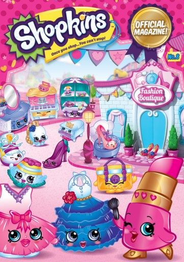 Title Cover Preview Shopkins Preview