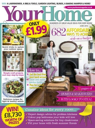 Your Home Magazine Preview