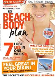 Get Fit & Slim Magazine Cover