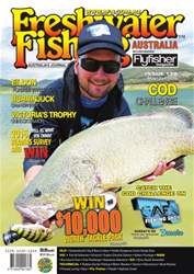 Freshwater Fishing Australia Magazine Cover
