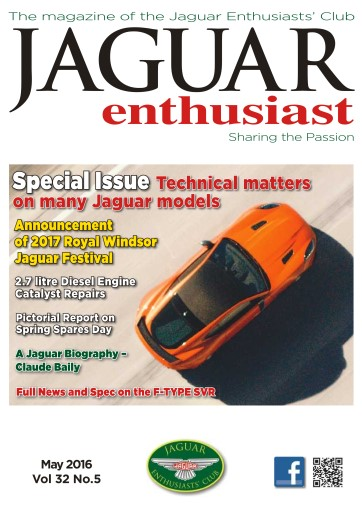 Jaguar Enthusiast Digital Issue