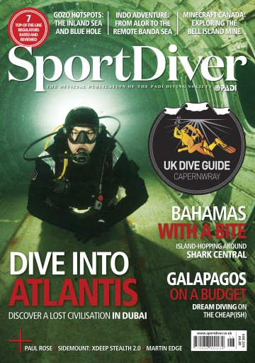 Sport Diver Digital Issue