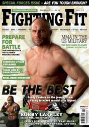 Fighting Fit - February-March 2010 issue Fighting Fit - February-March 2010