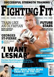 Fighting Fit - December 2009-January 2010 issue Fighting Fit - December 2009-January 2010