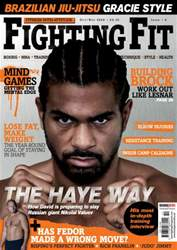 Fighting Fit - October-November 2009 issue Fighting Fit - October-November 2009