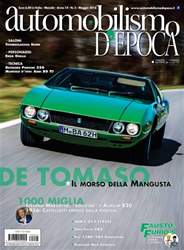 Automobilismo d'Epoca 5 2016 issue Automobilismo d'Epoca 5 2016