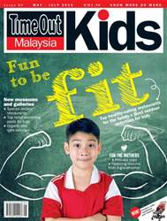 Time Out Kids: May 2016 - July 2016 issue Time Out Kids: May 2016 - July 2016