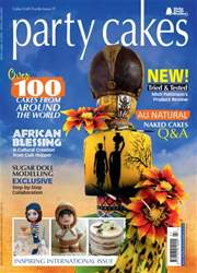 Issue 27 - Party Cakes issue Issue 27 - Party Cakes