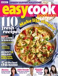 Easy Cook Magazine Cover