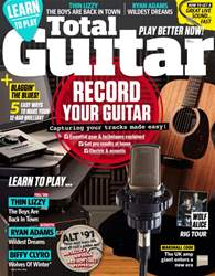 Total Guitar Magazine Cover