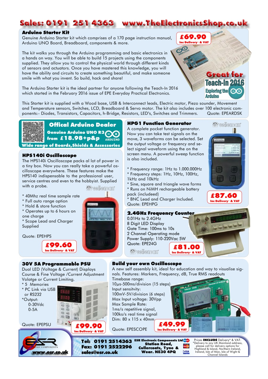 Everyday Practical Electronics Magazine Jun 16 Subscriptions How To Build 220vac Operated Remote Tester Roll Over Preview