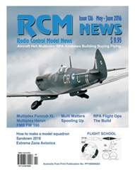 Radio Control Model News Issue 136 issue Radio Control Model News Issue 136