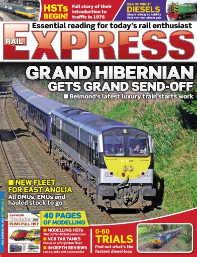 Rail Express Preview