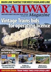 Railway Magazine Magazine Cover