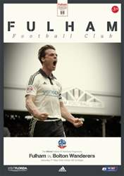 Fulham FC Magazine Cover