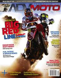 ADVMoto May/Jun 2016 issue ADVMoto May/Jun 2016