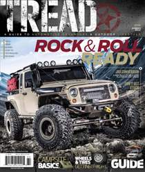 Tread Summer 2016 issue Tread Summer 2016