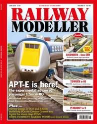 Railway Modeller June 2016 issue Railway Modeller June 2016