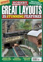Hornby Magazine Great Layouts issue Hornby Magazine Great Layouts
