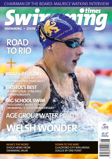 Swimming Times Digital Issue