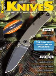 1-2015 KNIVES INTERNATIONAL issue 1-2015 KNIVES INTERNATIONAL