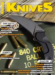 Ottobre 2014 -  KNIVES INTERNATIONAL issue Ottobre 2014 -  KNIVES INTERNATIONAL