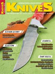 3-2015 KNIVES INTERNATIONAL issue 3-2015 KNIVES INTERNATIONAL