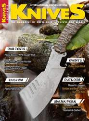 4-2015 KNIVES INTERNATIONAL issue 4-2015 KNIVES INTERNATIONAL