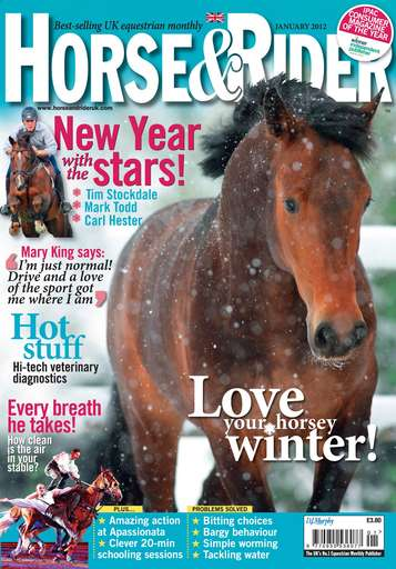 Horse&Rider Magazine - UK equestrian magazine for Horse and Rider Digital Issue