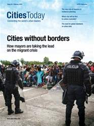 Cities Today 20 issue Cities Today 20