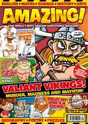 Issue 20 - Valiant Vikings issue Issue 20 - Valiant Vikings