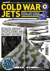 Cold War Jets issue Cold War Jets