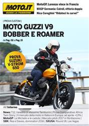 Moto.it Magazine n.244 issue Moto.it Magazine n.244