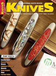 6 - 2015 KNIVES INTERNATIONAL issue 6 - 2015 KNIVES INTERNATIONAL