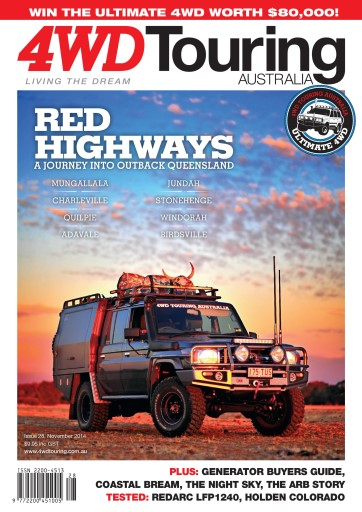 4WD Touring Australia Preview