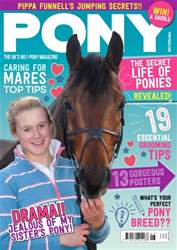 PONY magazine – June 2016 issue PONY magazine – June 2016