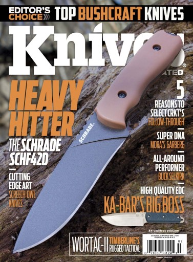 Knives Illustrated Digital Issue
