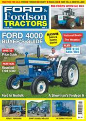 No.73 Ford 4000 Buyer's Guide issue No.73 Ford 4000 Buyer's Guide