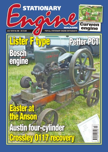 Stationary Engine Preview