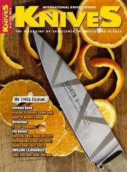 9-2015 KNIVES INTERNATIONAL issue 9-2015 KNIVES INTERNATIONAL