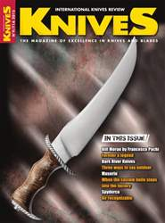 10 - 2015 KNIVES INTERNATIONAL issue 10 - 2015 KNIVES INTERNATIONAL