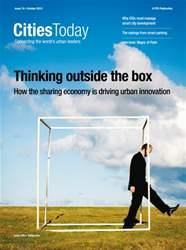 Cities Today 19 issue Cities Today 19