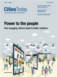 Cities Today 17 issue Cities Today 17
