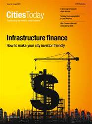 Cities Today 14 issue Cities Today 14