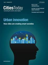 Cities Today 11 issue Cities Today 11