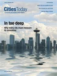 Cities Today 08 issue Cities Today 08