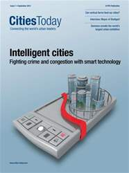 Cities Today 07 issue Cities Today 07