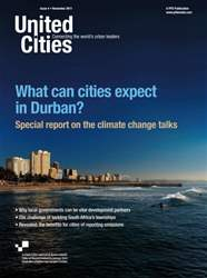 Cities Today 04 issue Cities Today 04